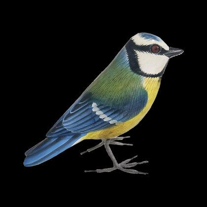 Blue Bird Hand Painted