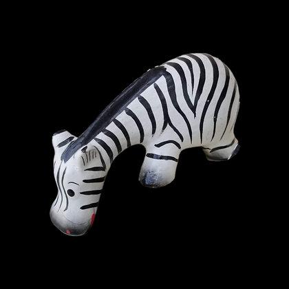 Zebra Shelf Decor Figurine