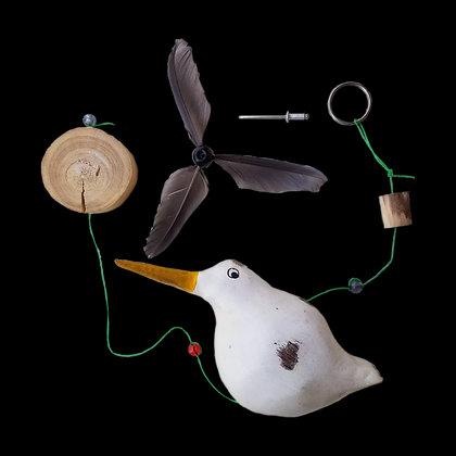 Seagull windchimes