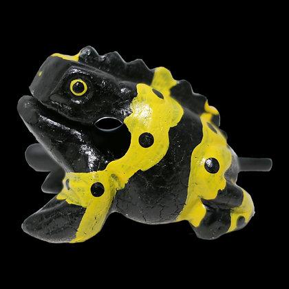 "3"" Yellow Dart Frog"