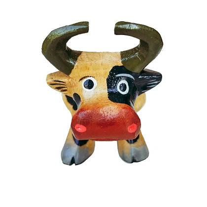 Farm Cow Decor Figurine