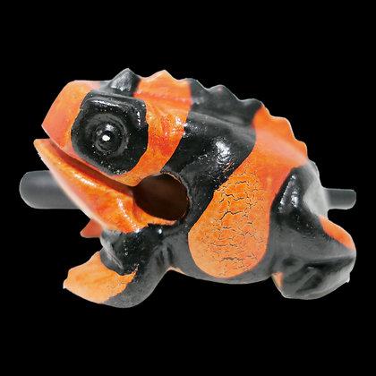 """3""""  Orange Frog"""