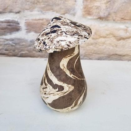 Mushroom Decor Vase (Large)