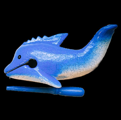 "4"" Painted Dolphin"