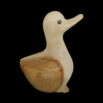 """4"""" Wooden Duck"""