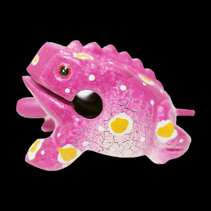 "3""  Pink  Frog"