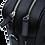 Kronos Hakiki Deri Evrak Çantası Siyah