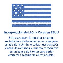 Incorporación de LLCs y Corps en EEUU.p