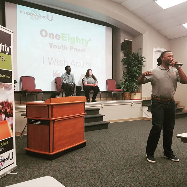 Empowered U Youth Panel, OneEighty° I Wi