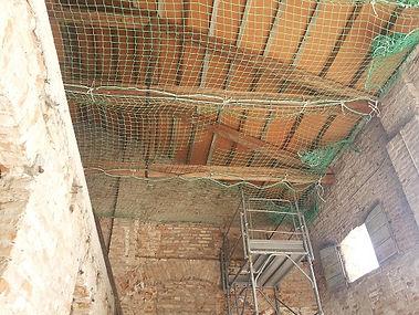 rete anticaduta installazione vendita padova venezia