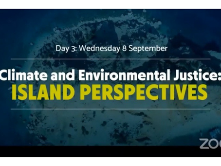 Janine Grant Consulting Sponsors Virtual Island Summit 2021