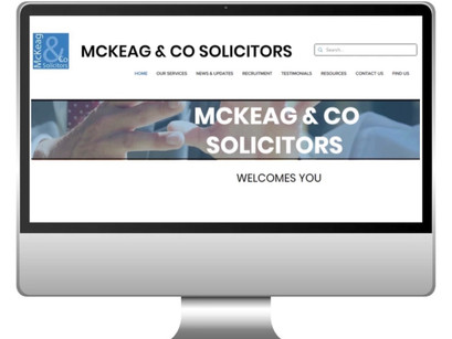 INTRODUCING OUR NEW MCKEAG & CO WEBSITE