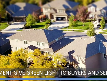 Government give green light to Buyers and Sellers