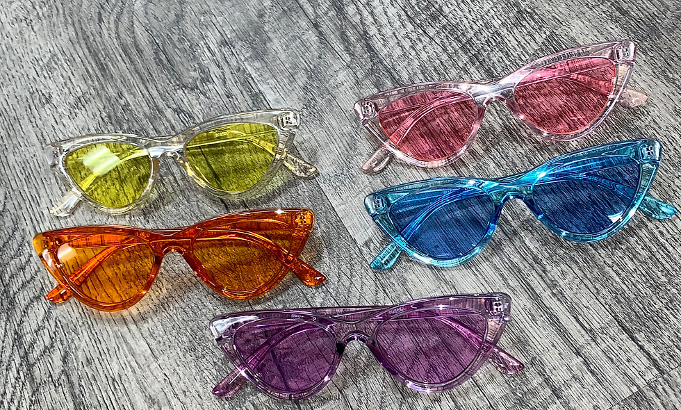 """Jelly"" Shades"