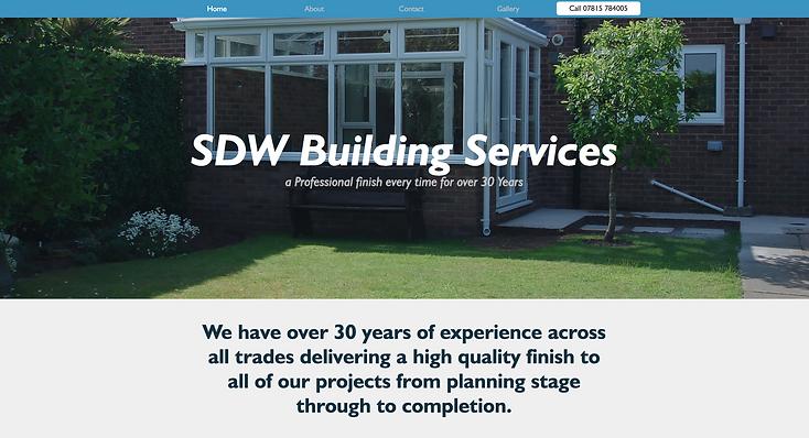 SDW Building Services