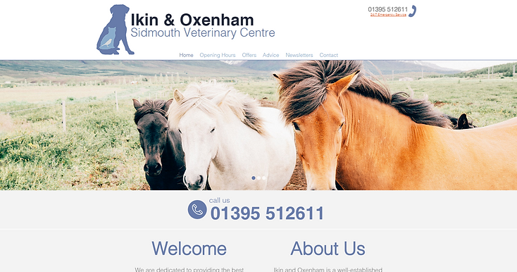 Ikin & Oxenham Sidmouth Veterinary Centre