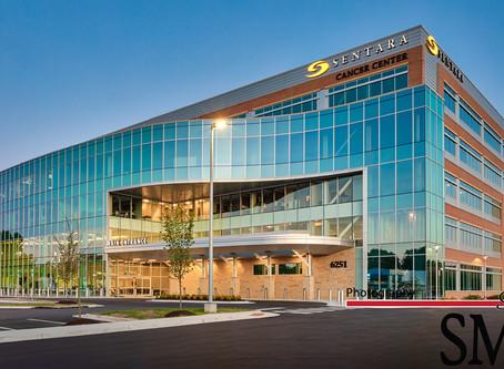Sentara Cancer Center Architectural Photography