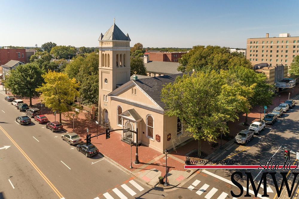 Trinity Episcopal Church. Portsmouth, VA.