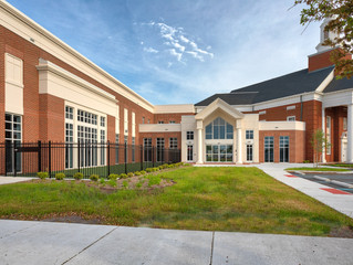 United Methodist Church - Architectural Photography