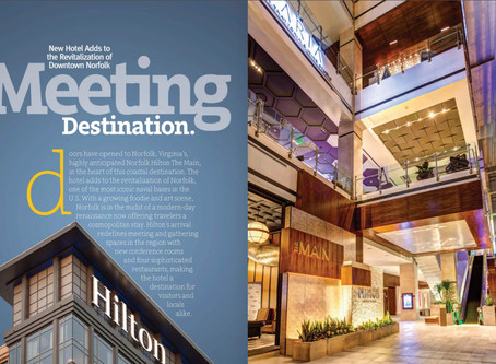 Our work in Design Solutions Magazine