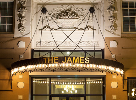The James Architectural Shoot