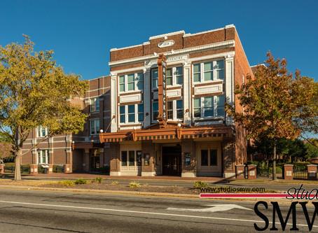 The Attucks Theatre Architectural Shoot
