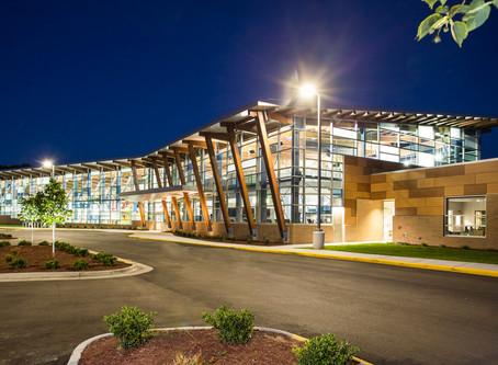 Kempsville Recreation Center Architectural Shoot