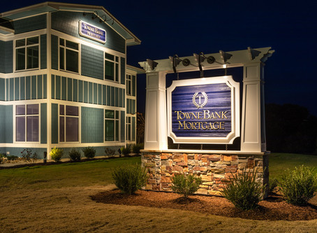 Towne Bank Kitty Hawk Architectural Photography