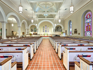 Trinity Episcopal Church Architectural Photography