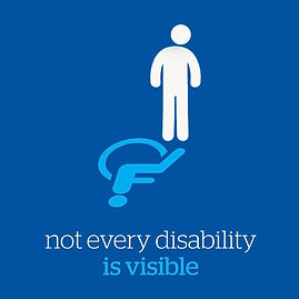 invisible disability at Arc Wellbeing