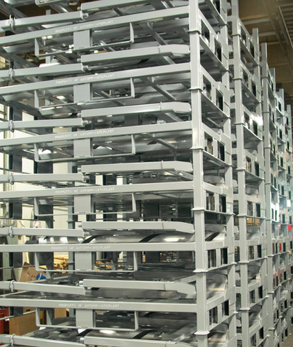 Returnable Rack Systems