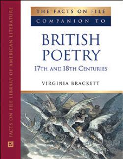 Facts on File Companion to the Briti
