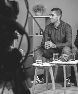 Intervju v oddaji