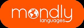 Mondly_Languages_logo_ORANGE_BACKGROUND_