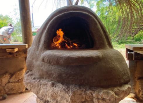 סדנת בניית תנור אדמה