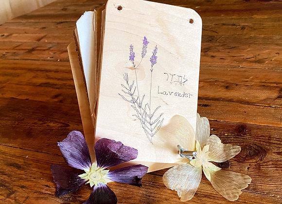 מתקן לייבוש פרחים