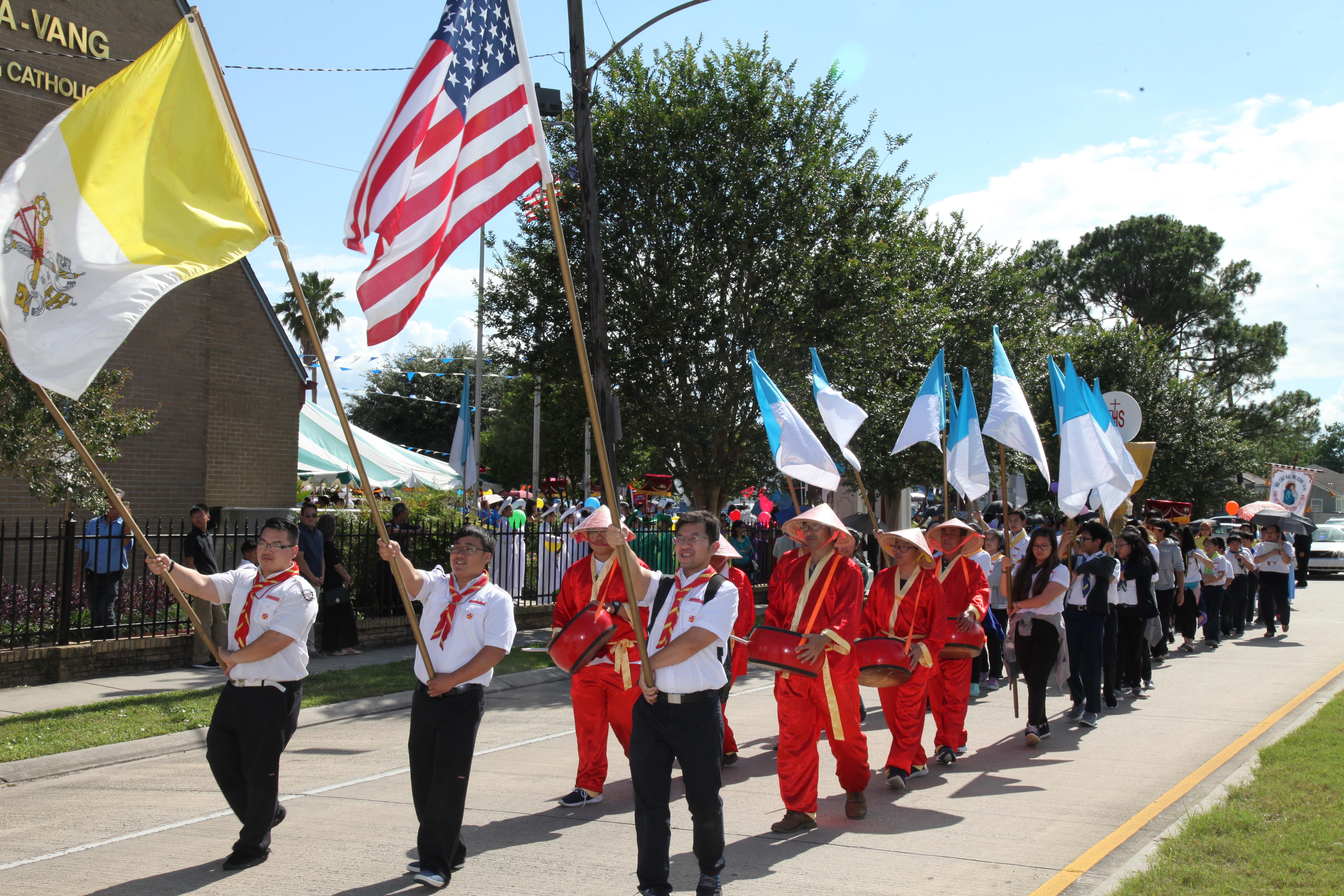 Đại Hội La Vang New Orleans