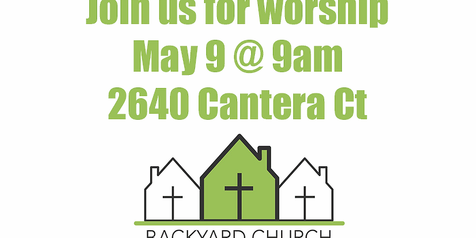 Worship on Mother's Day @ 9am