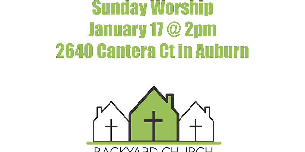 Worship for January 17