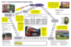 West Yorks Scenic Bus Routes Tour 2 Leaf