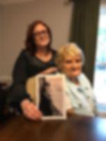 grandma w_ book.JPG