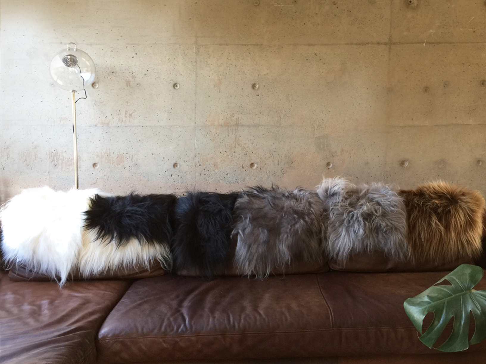 Icelandic Sheepskin Pads.