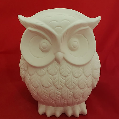 Baroque Owl