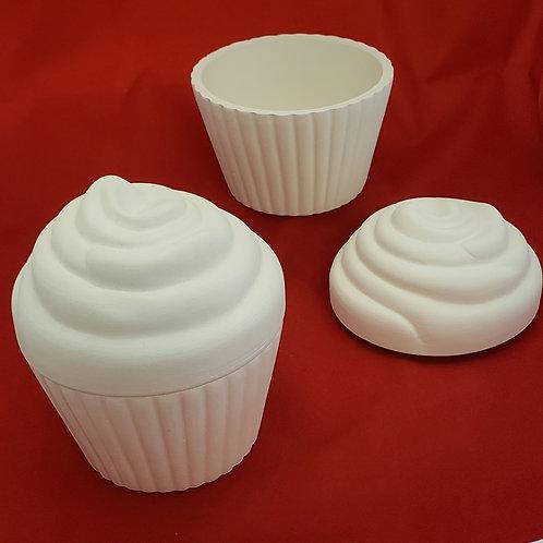 Tall Cupcake Box