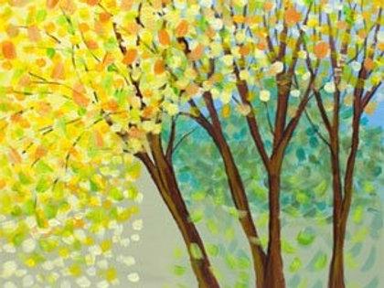 Yellow Maples