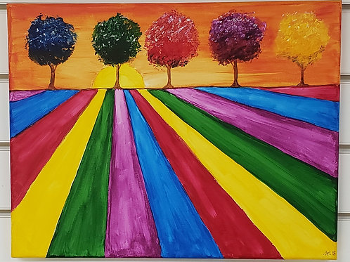 Colorful Field