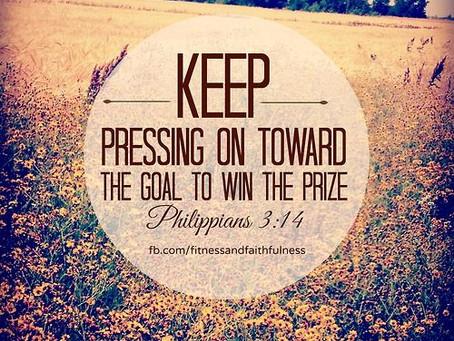 Pressing Forward