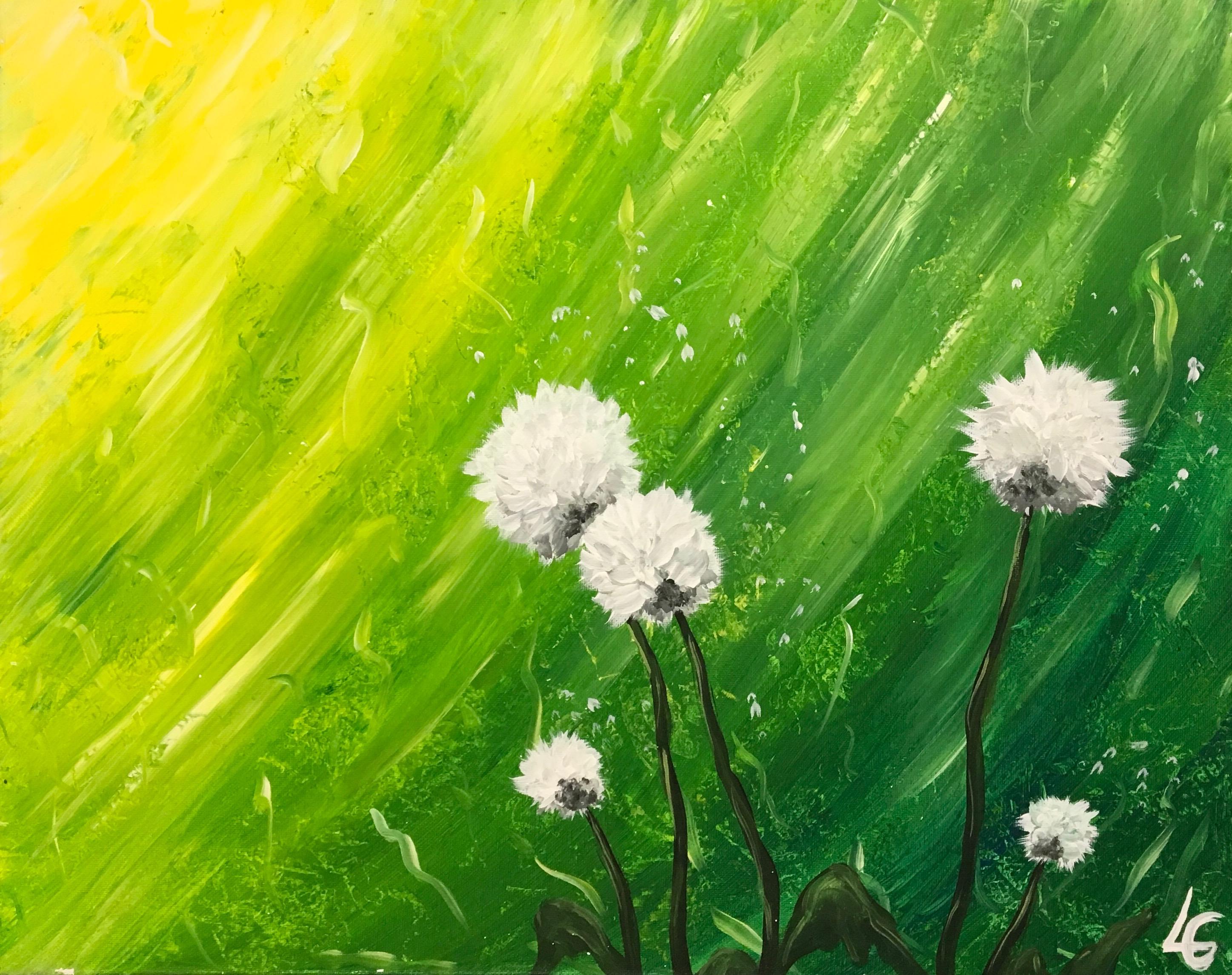 Pretty Dandelions