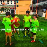 Your Focus Determines your future