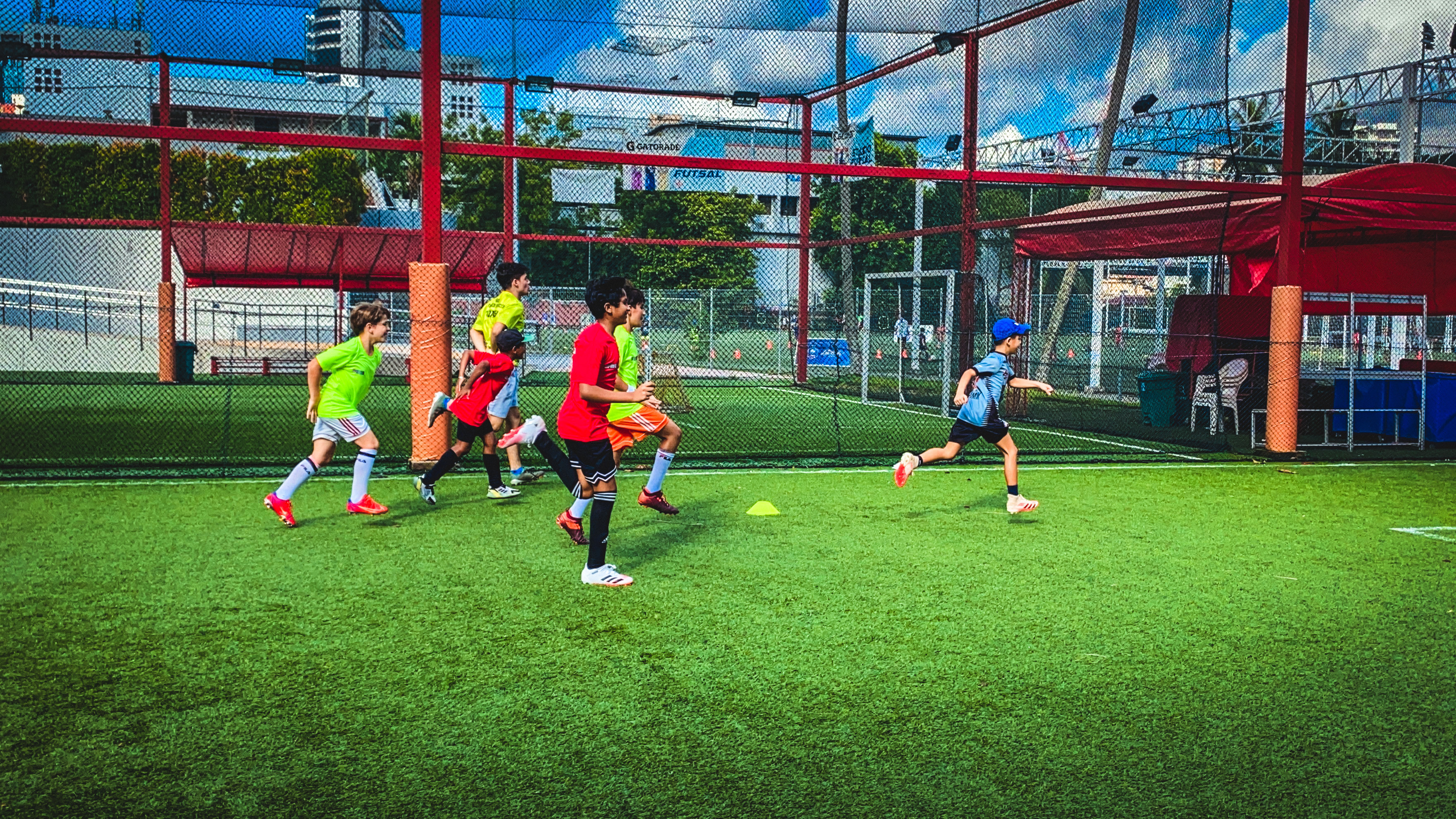 School Holiday Camp 20th Sep - 24th Sep